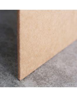 33T Kraft Cardboard Sleeve