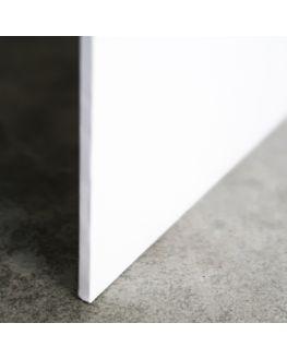 33T White Cardboard Sleeve