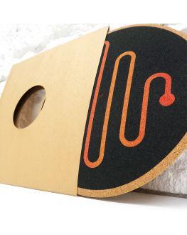 Feutrine Vinyle Cork Personnalisée