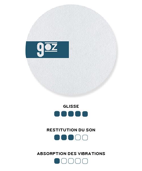 Feutrine Vinyle 9 Oz - Feylt