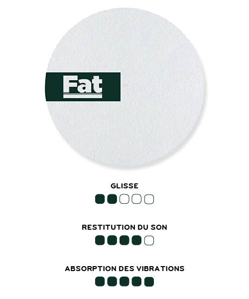 Feutrine Vinyle Fat - Feylt